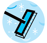 Cleaning And Debris Removal Icon